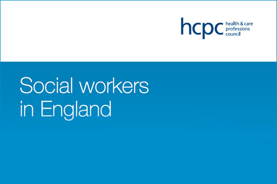 HCPC update Standards of Proficiency for Social Workers in England